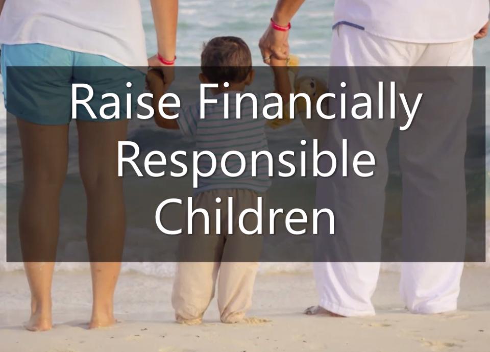 Raise Financially Responsible Children