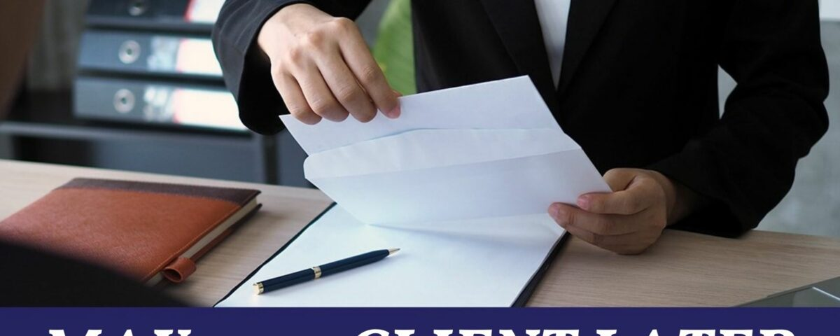 May 2021 Client Letter