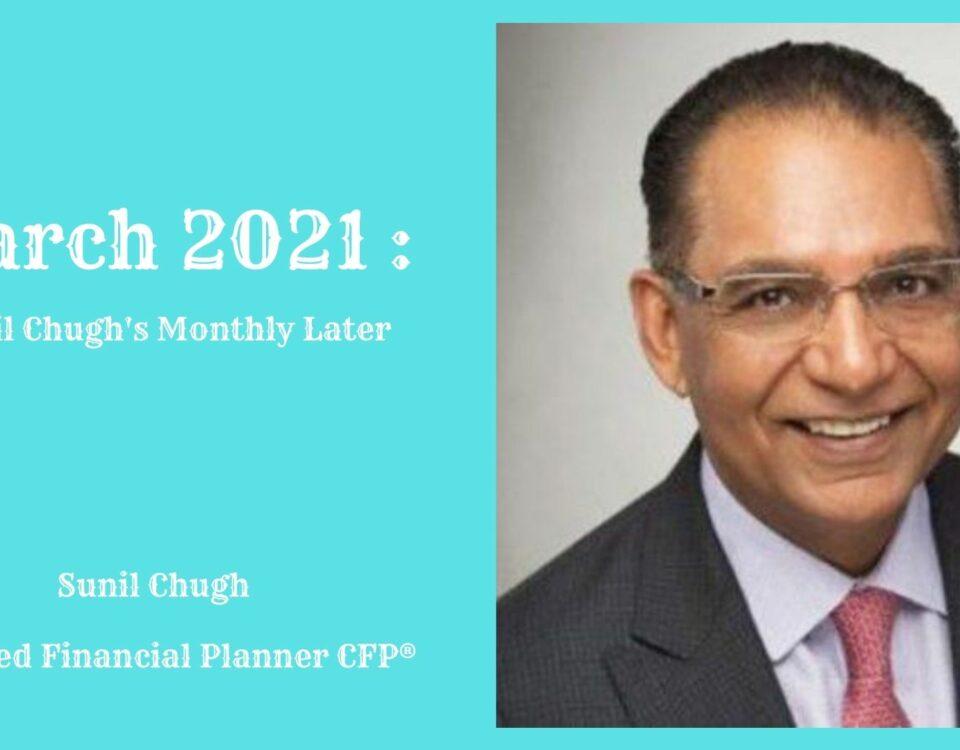 March 2021 Client Letter